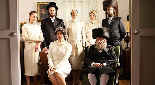 'Fill the Void' gently explores ways of Israel's ultra-Orthodox
