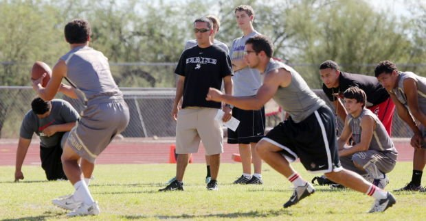 High school football coaches in Tucson