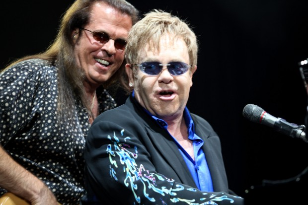 Elton John in Tucson