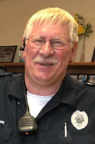 Tohono O'odham Police Officer Bryan Brown