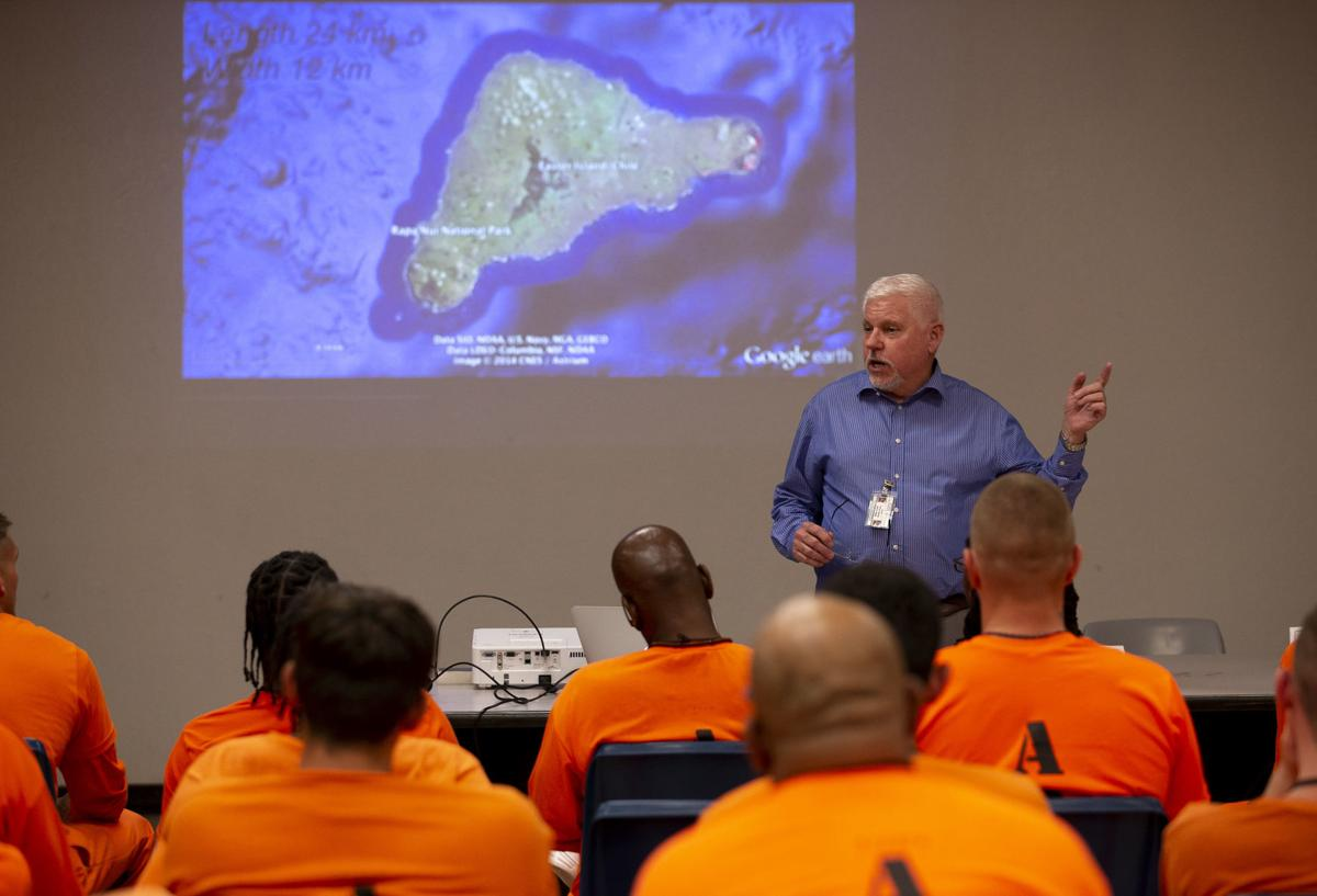 Arizona State Prison, education