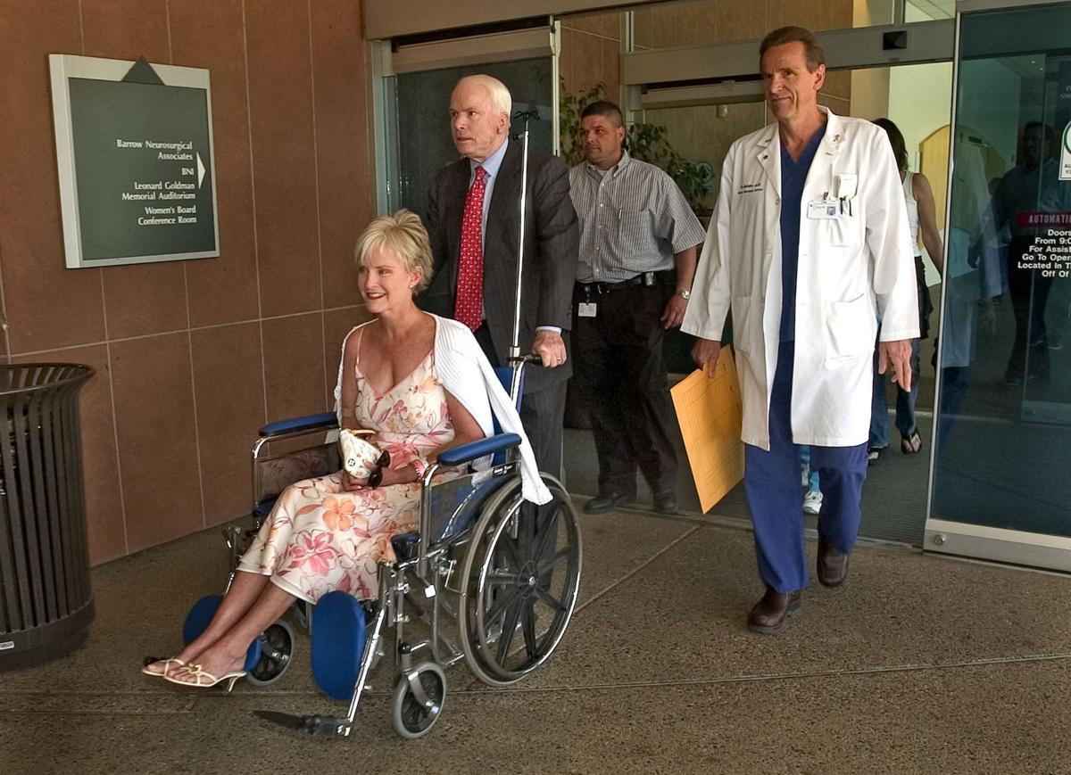 Once and present Arizona Senator: Jon Kyl fills John
