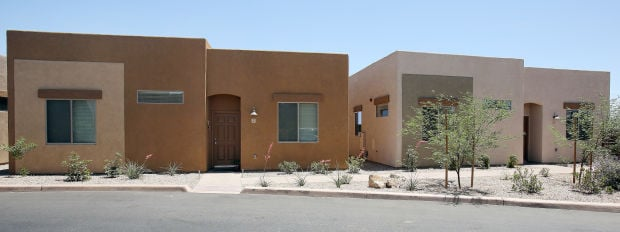 Rental properties like single-family homes going up in Tucson area