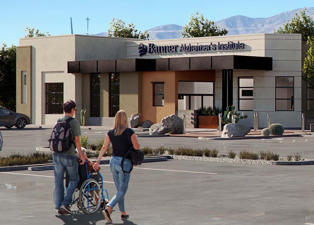 New memory care center