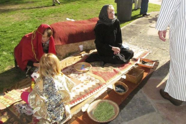 Kids To Re Enact Market Of Ancient Times