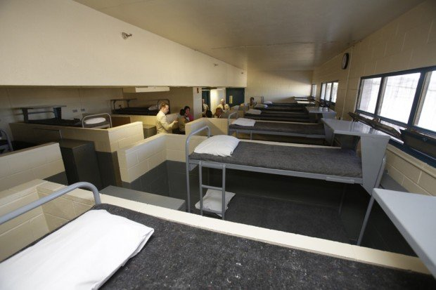 Former inmate 'halfway house' aims to slow returns to prison