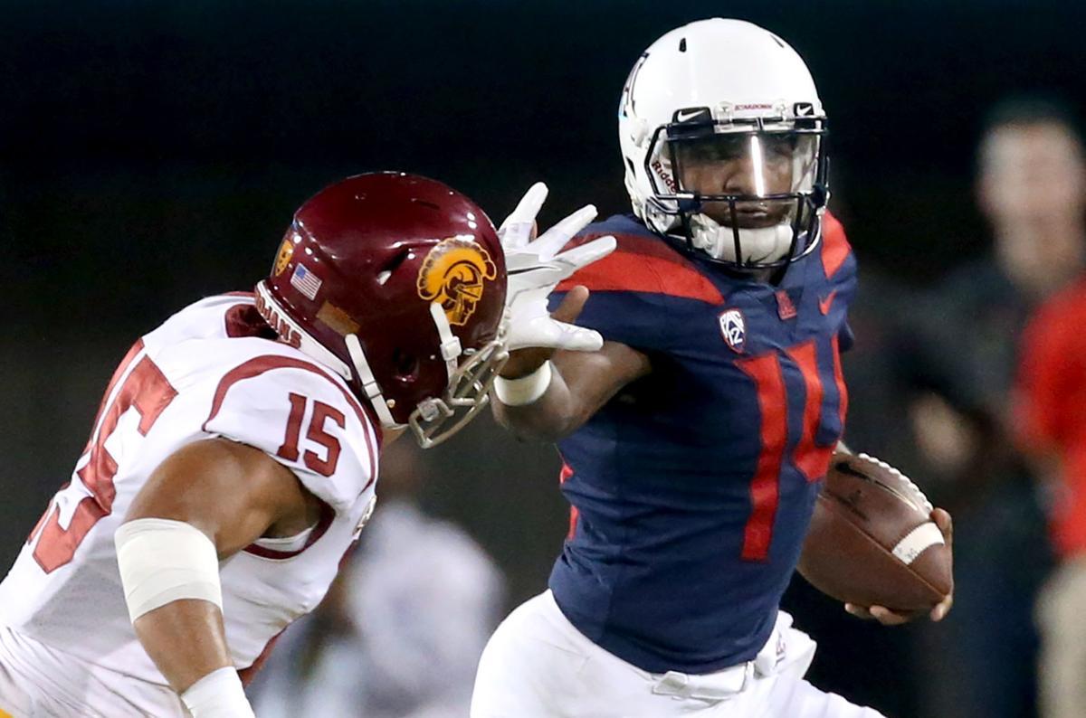 University of Arizona vs USC (copy)