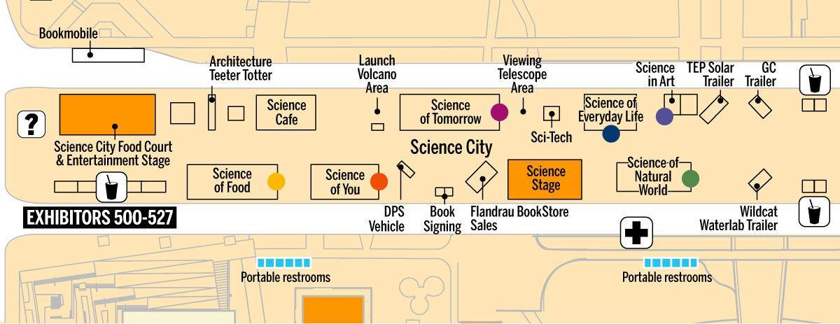 Festival of Books 2016 Science City