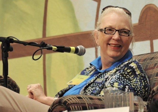 J.A. Jance at Tucson Festival of Books