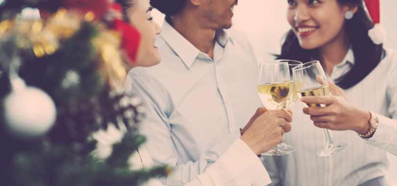 Plan an awesome office holiday party
