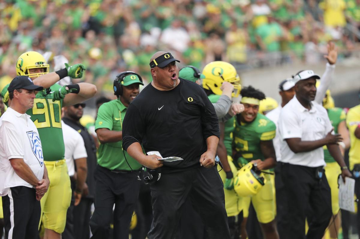 Oregon coach honors Polynesian trailblazer