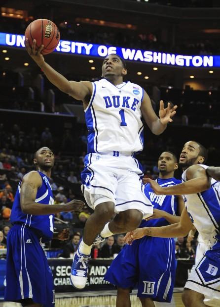 Scouting Duke: Duke is talented, versatile
