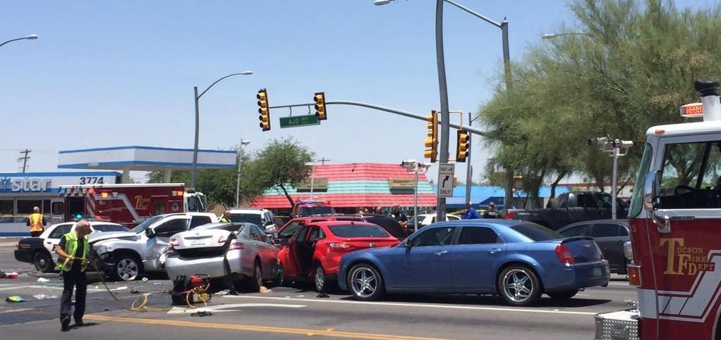 Tucson Az Car Crash News