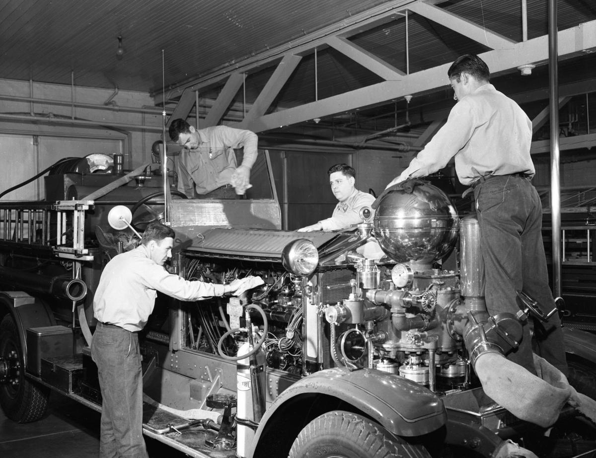 Photos: Life in Tucson - 1956-1957 | Local news | tucson.com