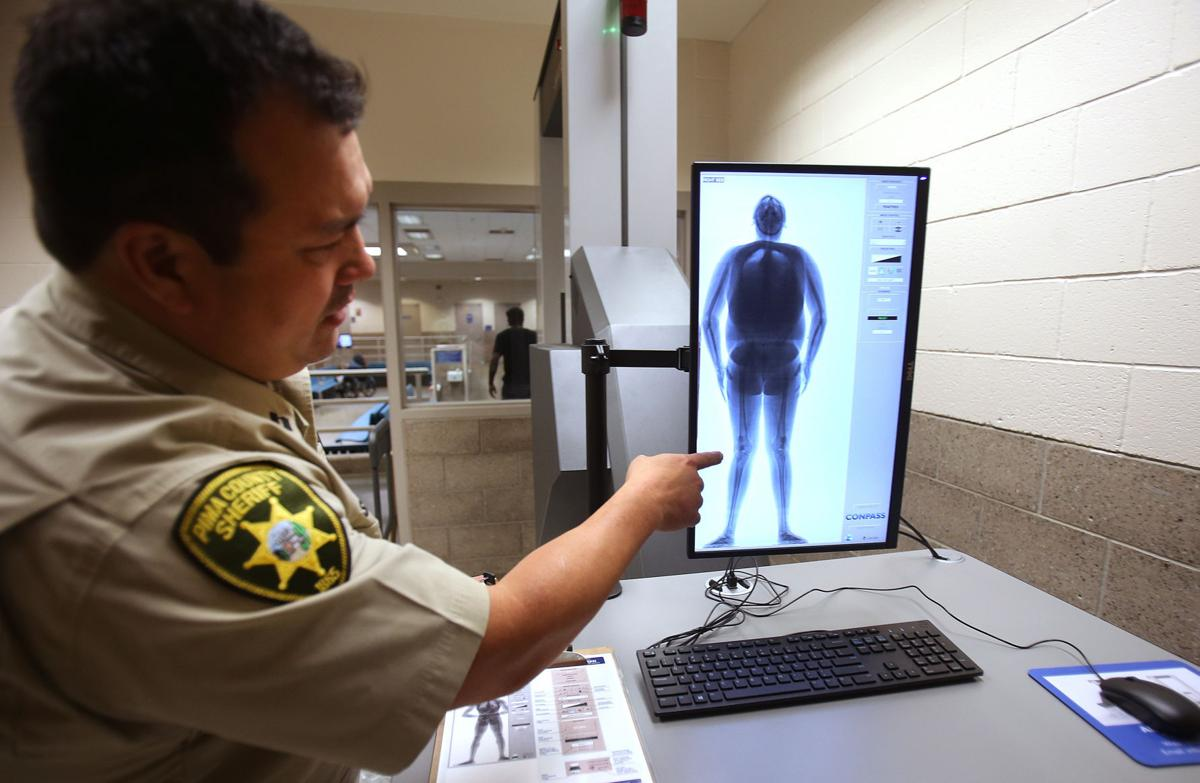 Pima County jail among first to use full-body scanners to look for