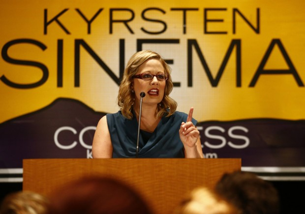 Sinema, a Dem, wins US House seat
