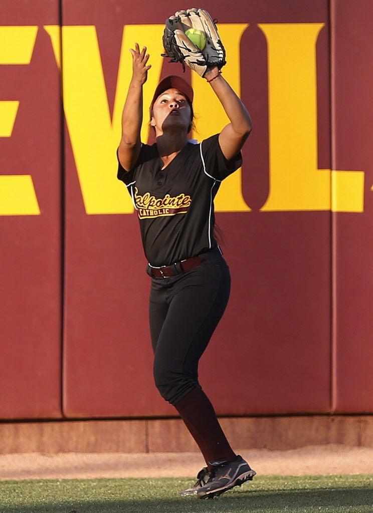 Salpointe vs. Cienega state championship softball