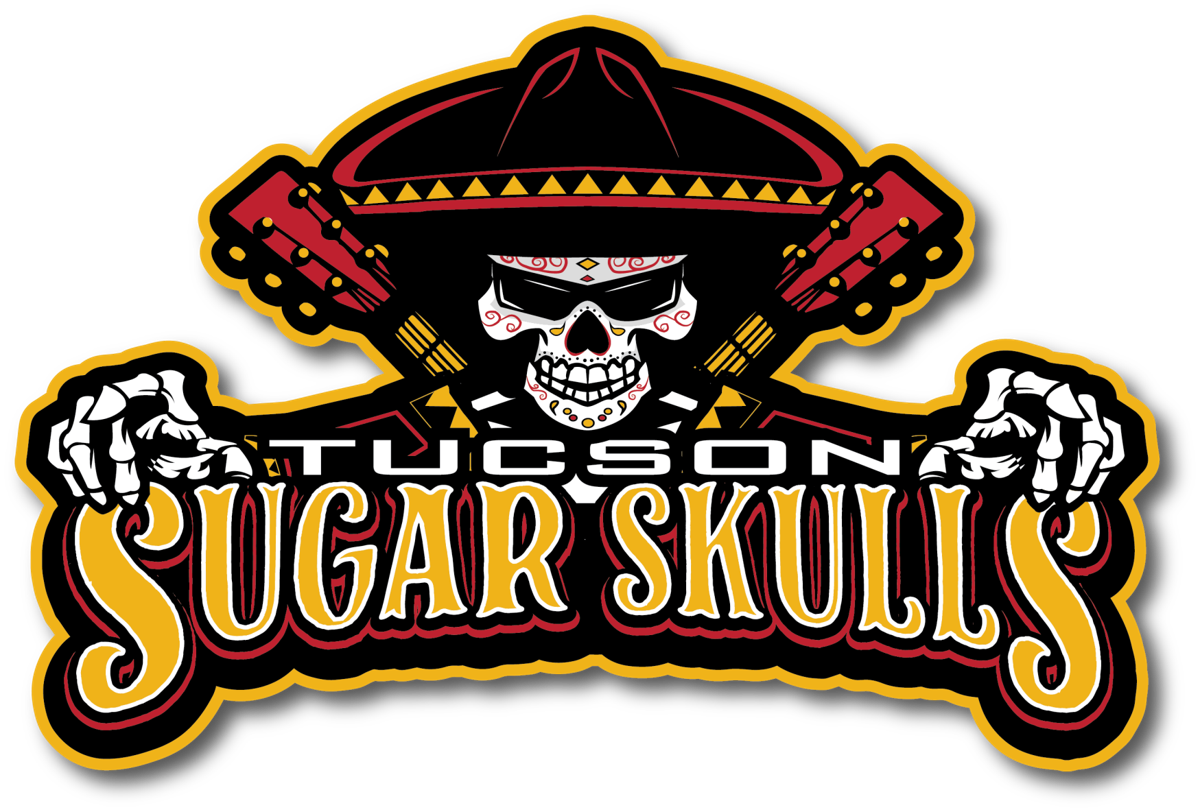 Sugar Skulls main logo