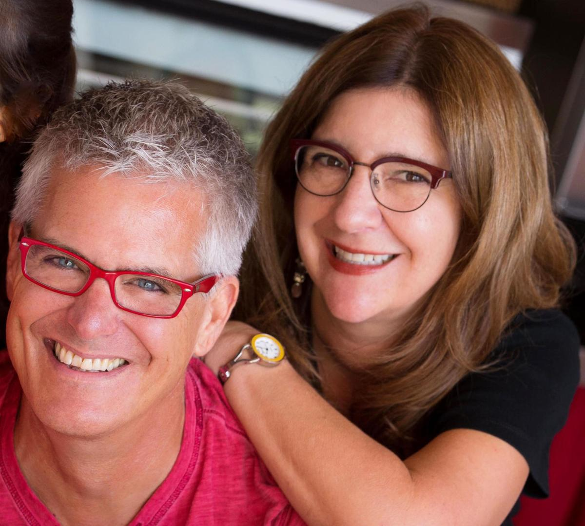 Todd and Sherry Martin