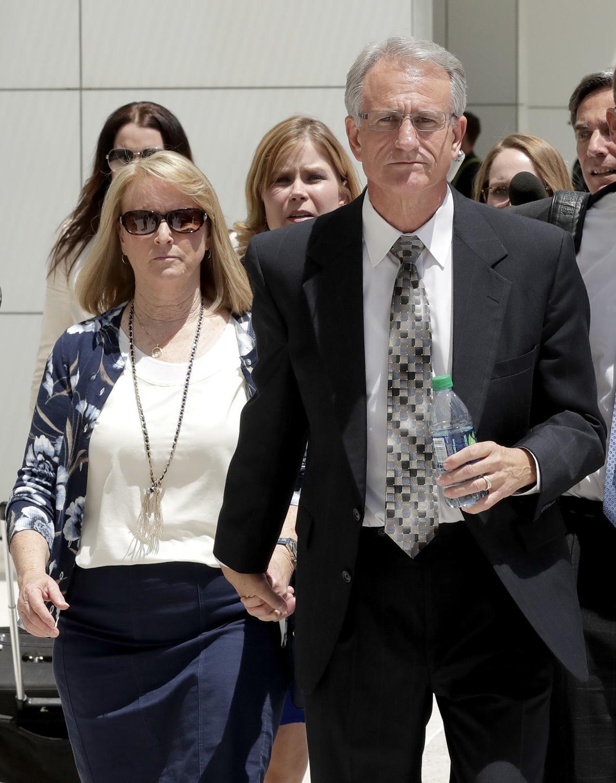 Utility regulator bribery case