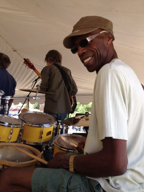 Final bow for Tucson drummer