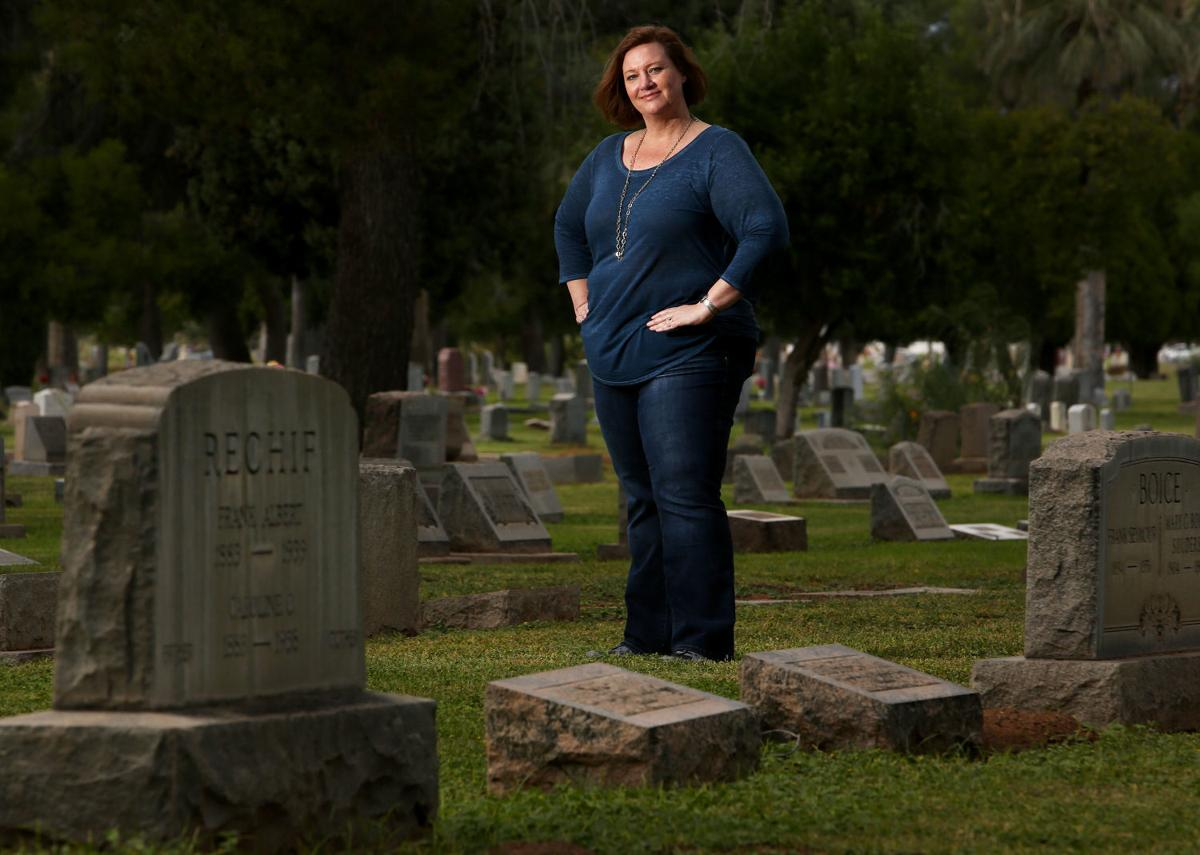 2eef1fa5 Headstone hunters roam cemeteries for history, legacy | Home + Life ...