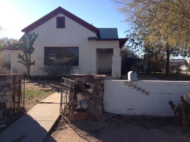 Old Rincon Heights home