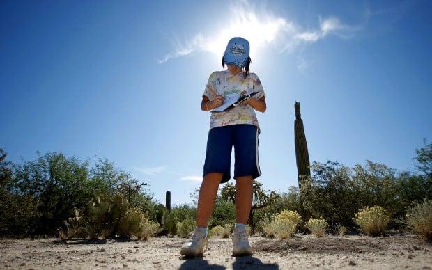 Tucson Outdoor Summer Camp