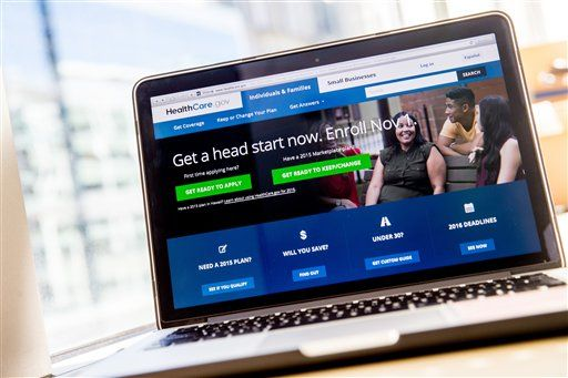 Health Overhaul Sign-up Target