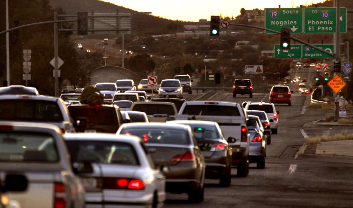 Commute times in the Tucson area