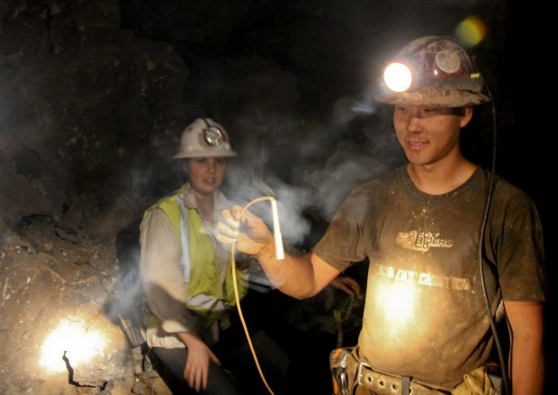 New center at UA to train students, miners in safety
