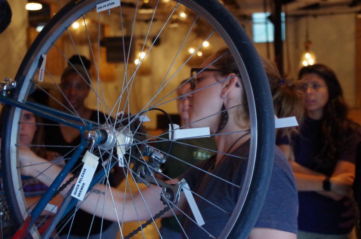 South Tucson Women Trans Femme Bike Workshop