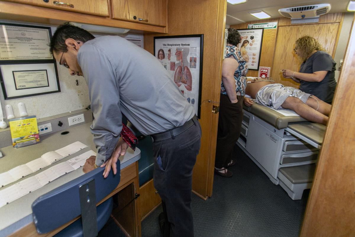 University of Arizona Mobile Health Center