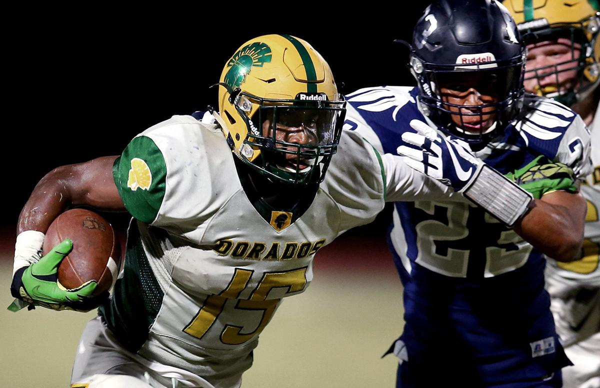 Canyon del Oro vs. Ironwood Ridge high school football