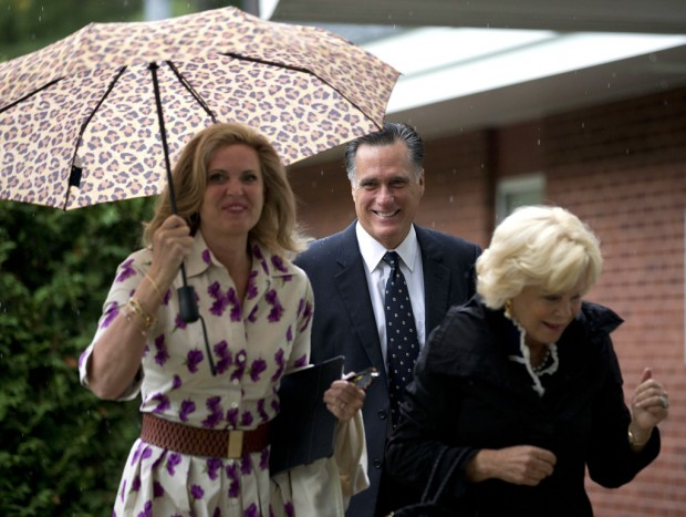 Romney's nomination seen as positive for Mormons