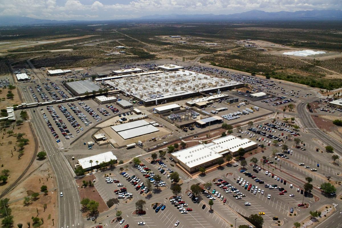 Raytheon-United Tech merger carries some risks for Tucson