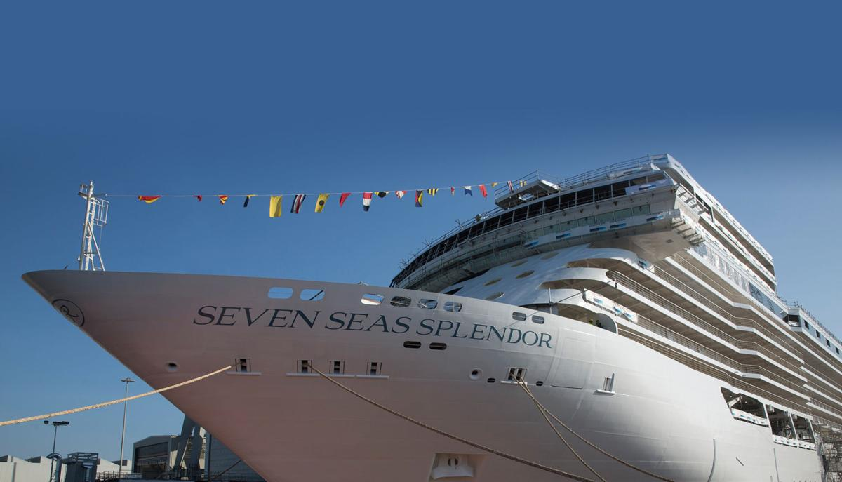 Demand is high for an inaugural cruise from New York to Spain in April aboard Seven Seas Splendor, a new ship for luxury line Regent Seven Seas Cruises.