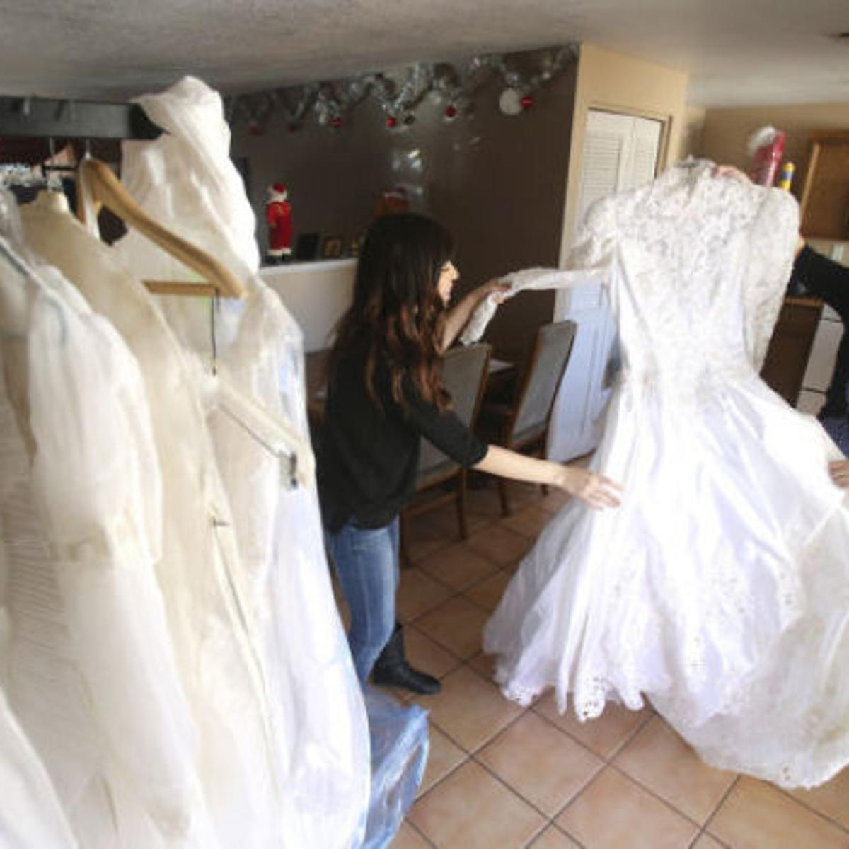 Bridal Resale Boutique To Benefit Victims Of Sex Trafficking News About Tucson And Southern Arizona Businesses Tucson Com,Casual White Beach Wedding Dress
