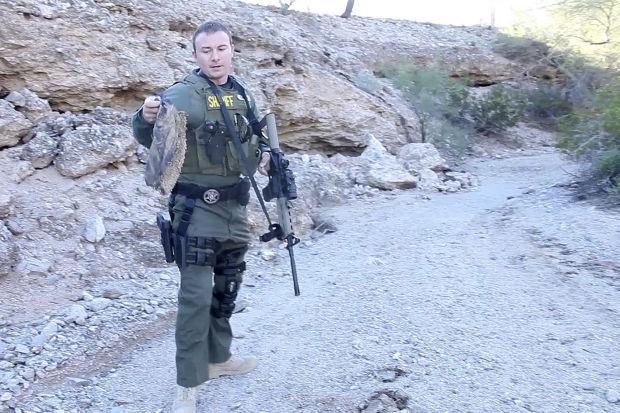 Heroin trafficking in Arizona