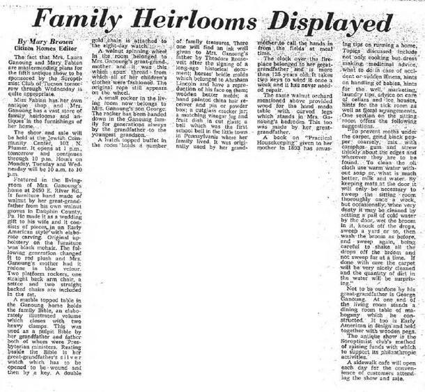 Jan. 26, 1963 article