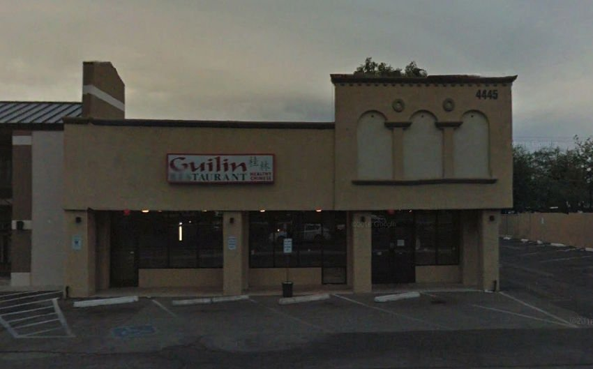 Guilin Restaurant, 4445 E. Broadway