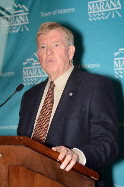 Marana Mayor Ed Honea
