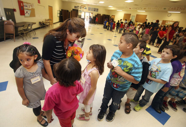 Teacher Jaramillo 'radiates excitement,' wins award