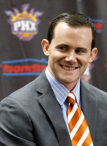 Phoenix Suns: GM McDonough ready to set a better direction