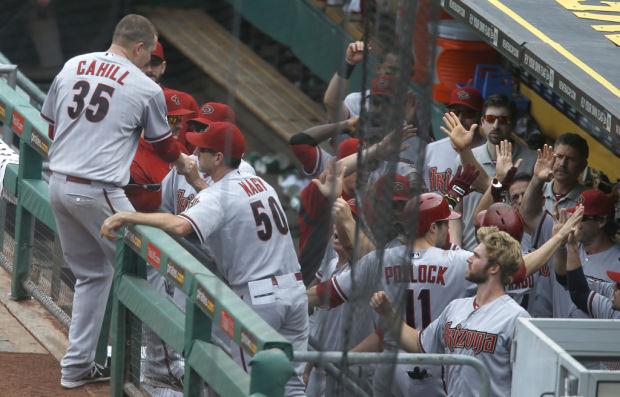 Diamondbacks 15, Pirates 5: D-backs hopeful after rout