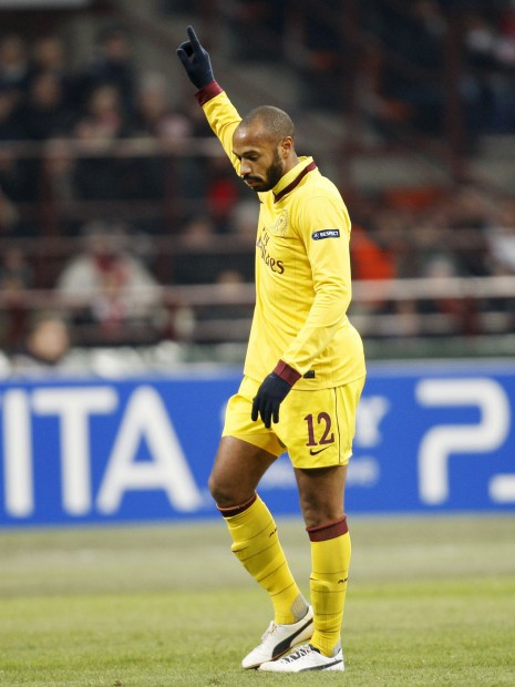 MLS notebook: Star power: Henry likely to face Beckham's Galaxy