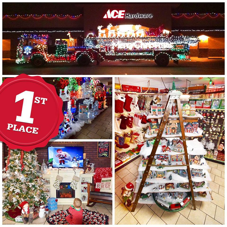 Tucson Ace Hardware Wins 'Coolest Christmas Store