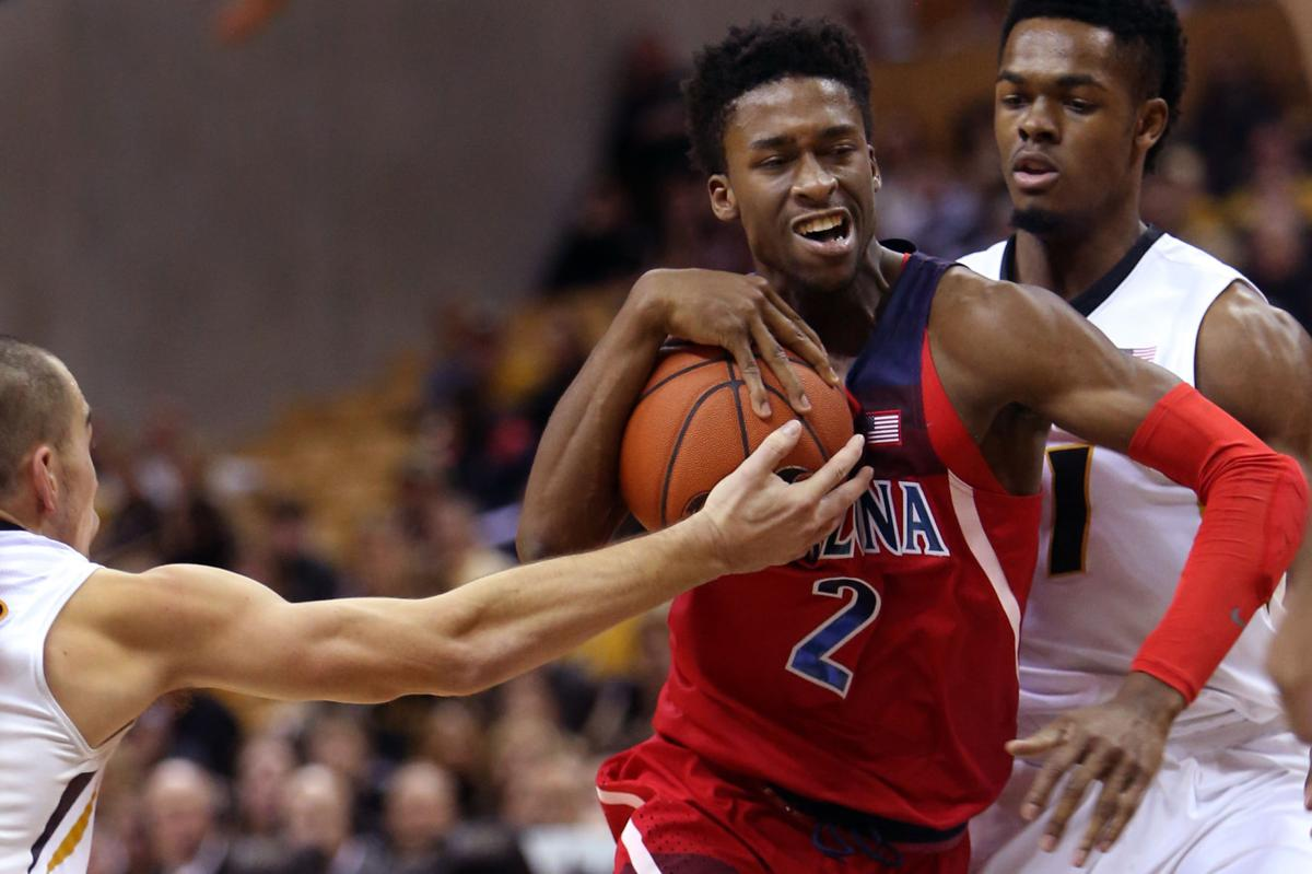 Shorthanded Arizona Wildcats surviving, but big games remain