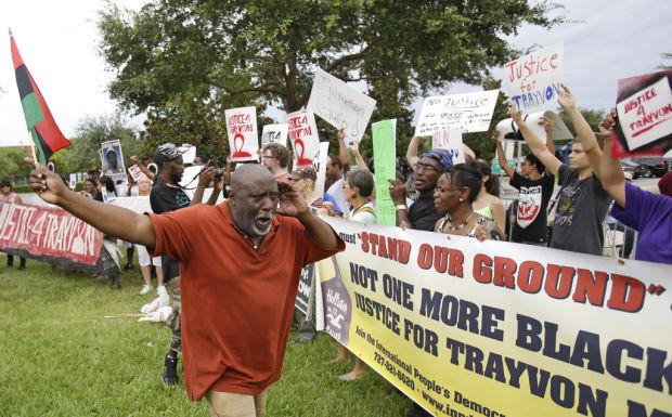 Police plead for peace as jury considers Zimmerman case