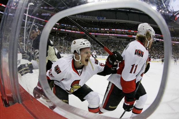 NHL: Ottawa suffers double loss: game, Karlsson